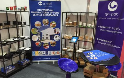 go-pak at the Takeaway Expo 2015