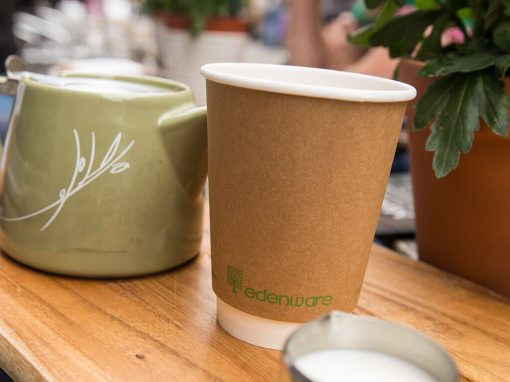 Compostable Double Wall PLA Cups
