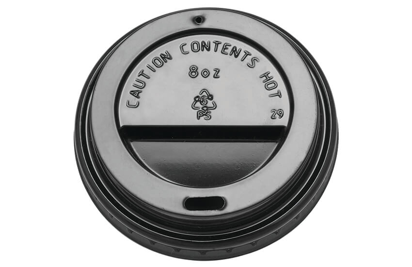 A10012 8oz Sip Lid (black)