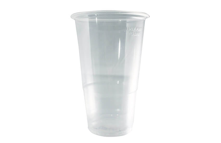 A15001 Half Pint Tumbler (340ml To Line (PP)
