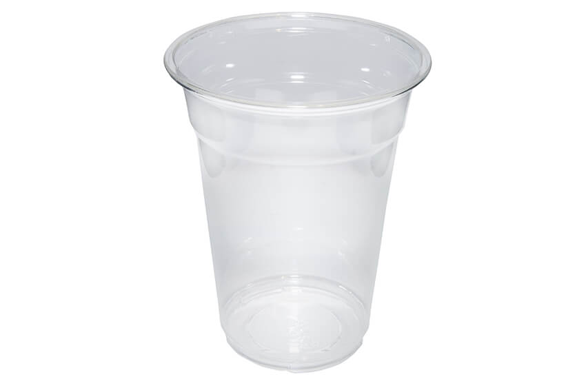 A16002 9oz PET Cup Clear