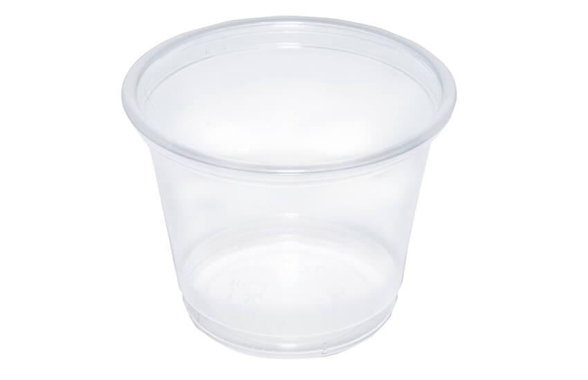 A18001 1oz PP Portion Pot Clear