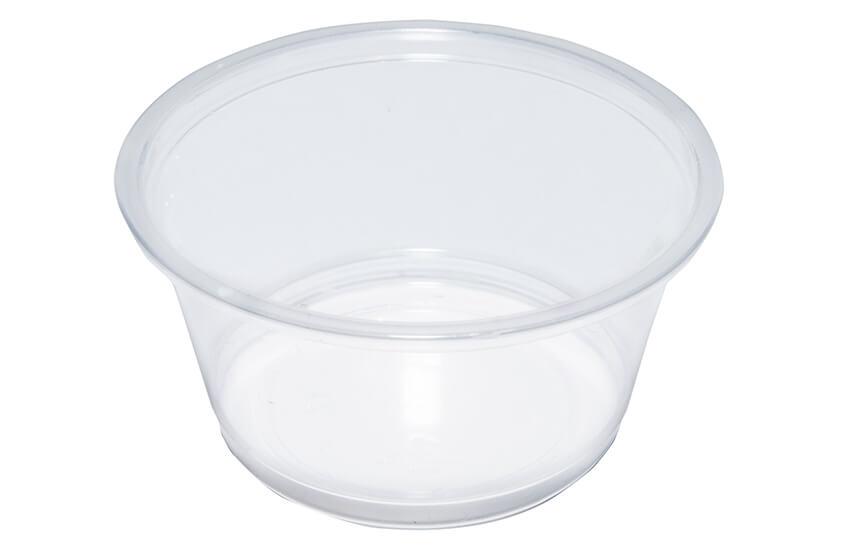 A18003 2oz PP Portion Pot Clear