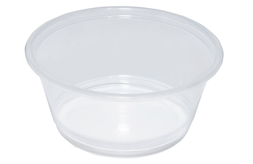 A18005 3.25oz PP Portion Pot Clear