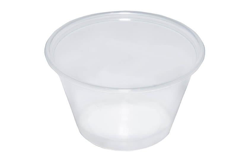 A18006 4oz PP Portion Pot Clear