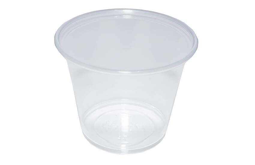 A18007 5.5oz PP Portion Pot Clear