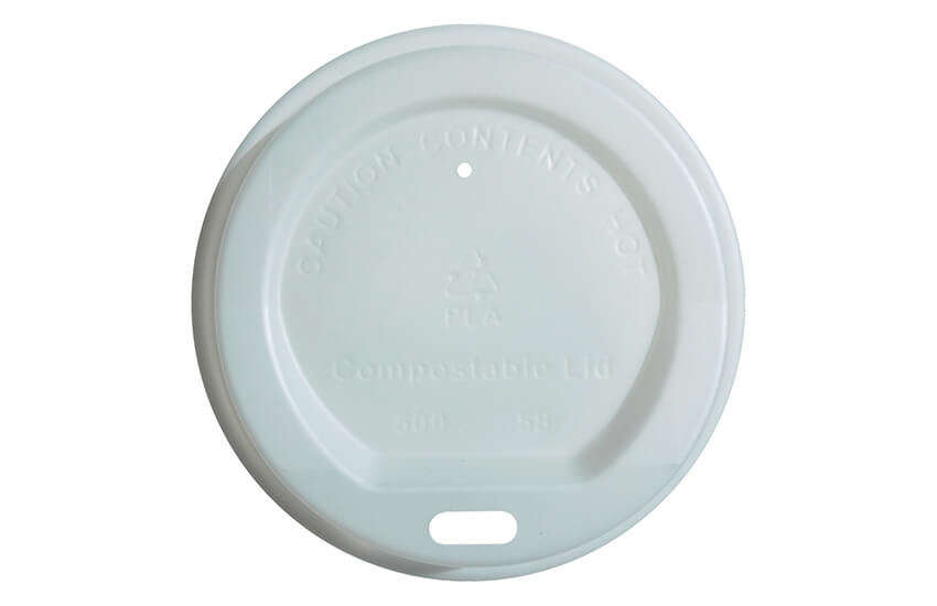 B10003 12.16oz PLA Sip Through Lid