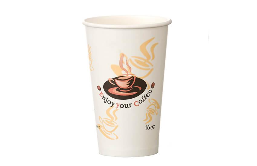 D01004 16oz Single Wall Cup (Enjoy)
