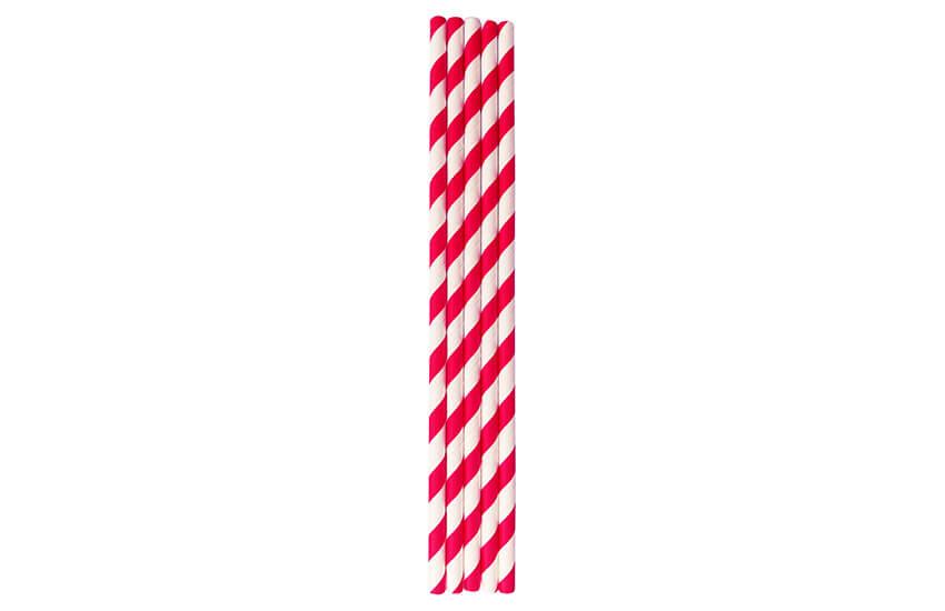 D22004 Red Straw