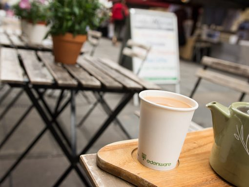 Compostable Single Wall PLA Cups