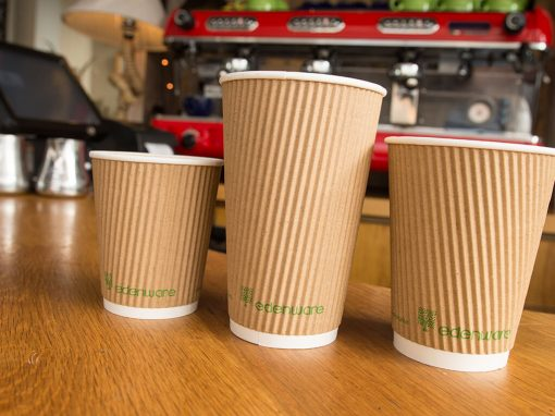 Compostable Triple Wall PLA Cups
