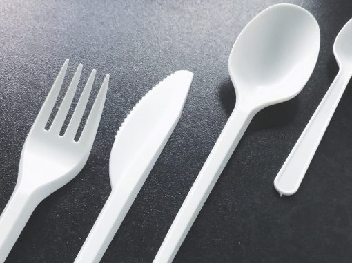 Strong Plastic Cutlery & Meal Packs