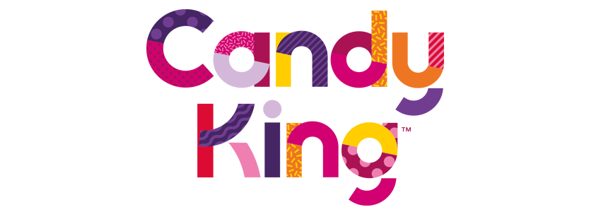 candy king new logo