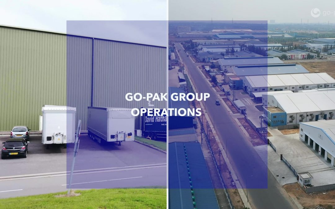 Go-Pak Group Global Operations Video