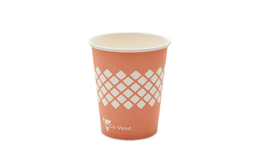 D01071 7oz Single Wall Vending Cup