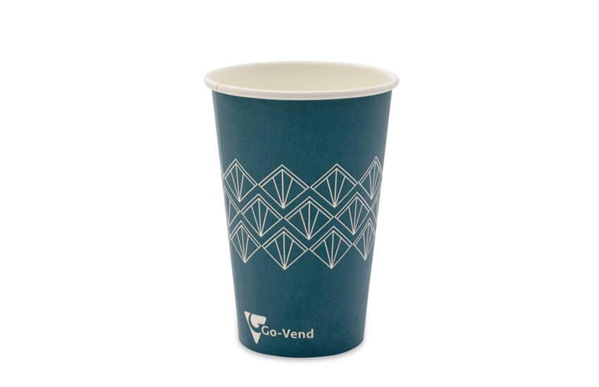 D01072 9oz Single Wall Vending Cup