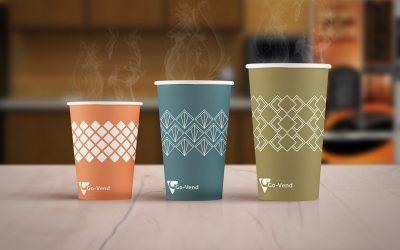 NEW Go-Vend Paper Cup Range