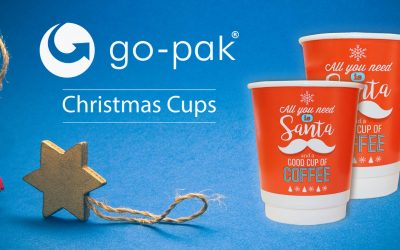 Hot Christmas Double Wall Cups