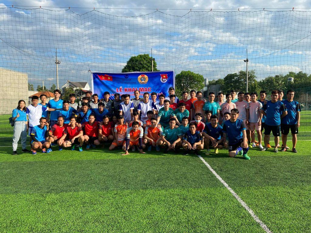 Go Pak Vietnam Football Tournament 1