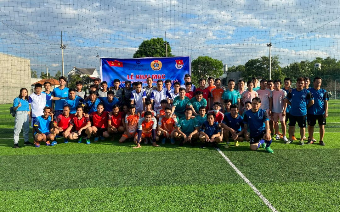 Go-Pak Vietnam Football Tournament