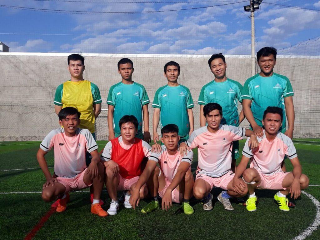 Go Pak Vietnam Football Tournament 2