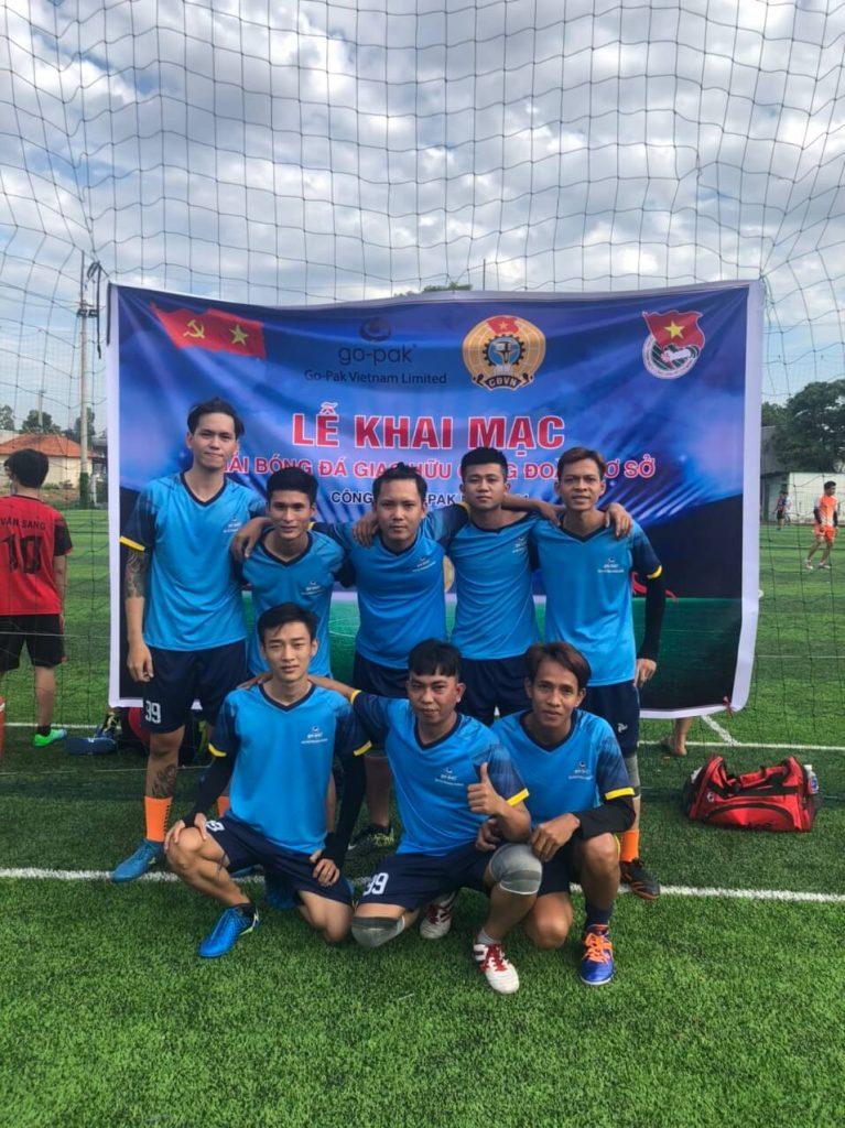 Go Pak Vietnam Football Tournament 3