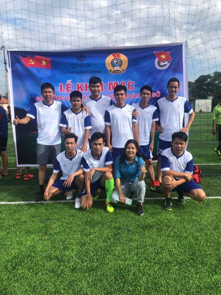 Go Pak Vietnam Football Tournament 4