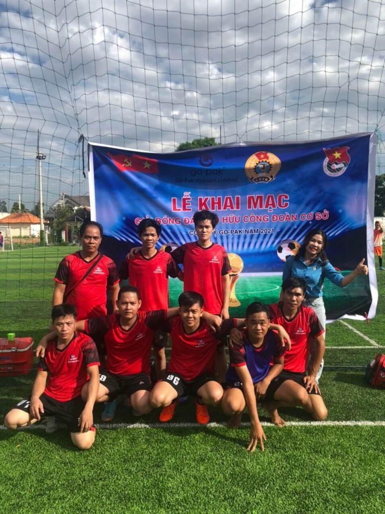 Go Pak Vietnam Football Tournament 5
